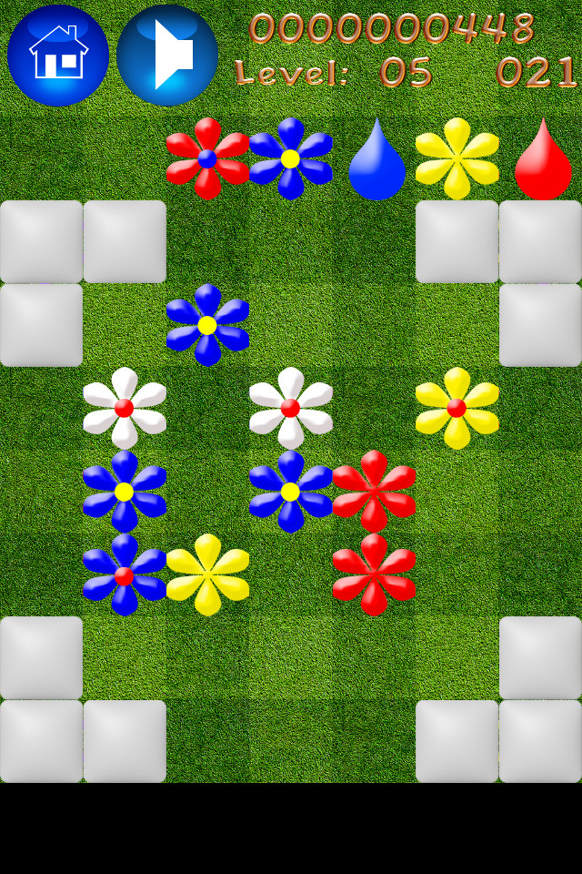 Screenshot of Flowers Popper for Android